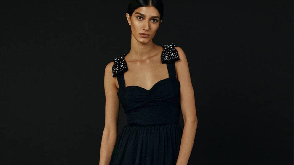 Uterqüe tiene el vestido para ser la invitada perfecta en cualquier evento y boda del invierno