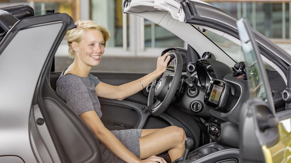 Foto: Smart Cabrio, el urbano más chic