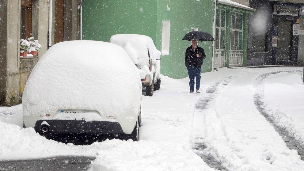 El temporal no da tregua: carreteras cortadas, puertos cerrados y pueblos sin luz