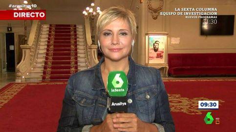 Gloria Serra. sobre su especial de Franco: Una vez al año, no hace daño
