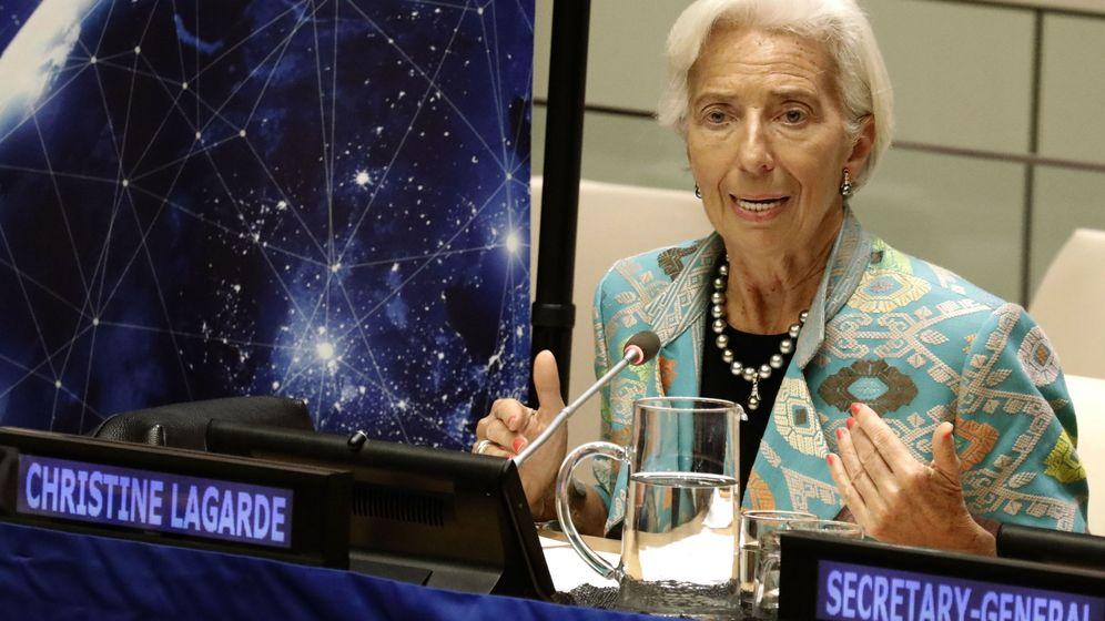 Foto: La directora gerente del FMI, Christine Lagarde. (EFE)