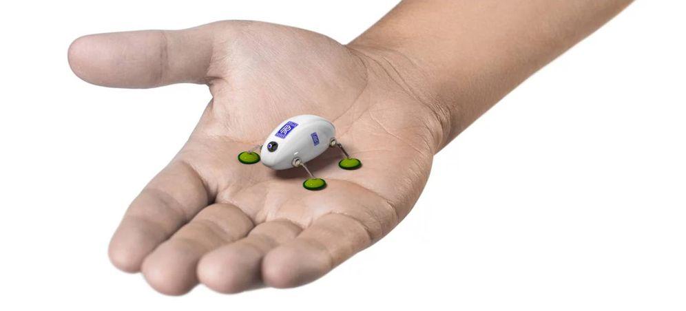 Foto: Imagen de cómo será el robot distribuida por Rolls-Royce. (Foto: Rolls-Royce)