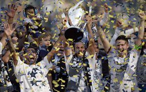 Un gol de Keane en la prórroga da el 5º título de la MLS a los Galaxy