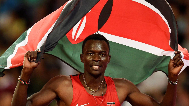 Muere Nicholas Bett, campeón por Kenia en 400 metros vallas, en un accidente de tráfico