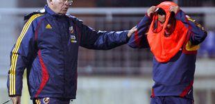 Post de Xavi, el viaje desde Aragonés hasta la horma de Cruyff y Guardiola