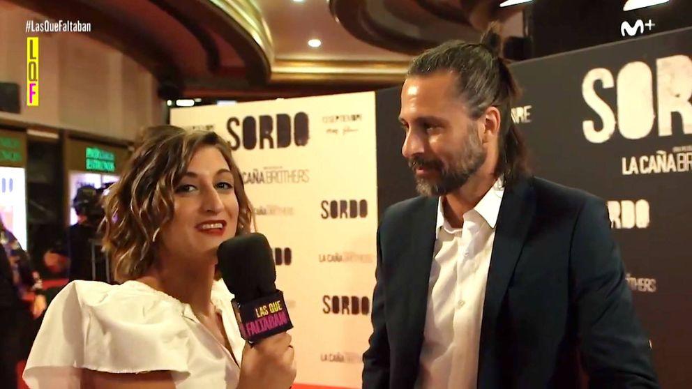 Susi Caramelo, a Hugo Silva: Si cobraras por lo que me he tocado pensando en ti...