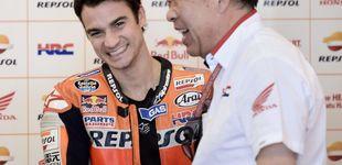Post de Honda busca capitán para su futuro en MotoGP... y no son ni Márquez ni Pedrosa