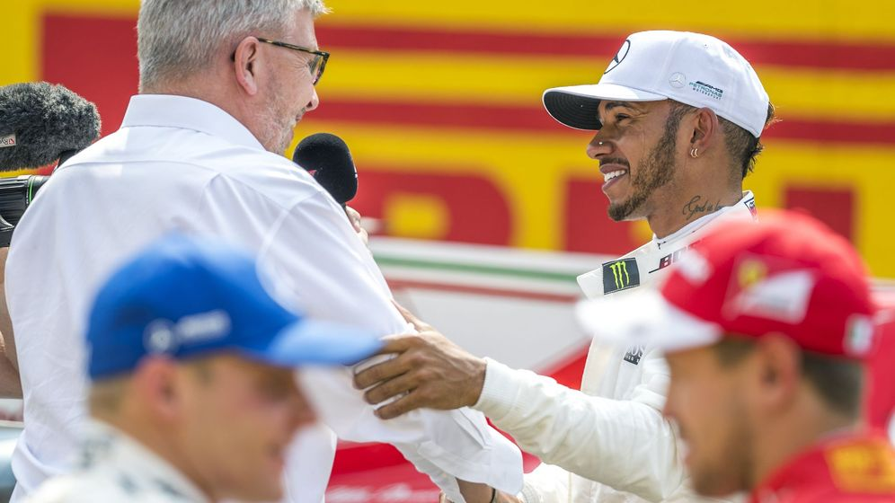 Foto: Liberty planea cambios para conseguir una F1 más igualada. (EFE)