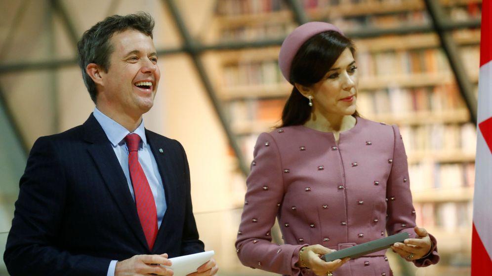 Foto: Federico y Mary de Dinamarca en una imagen de archivo. (Reuters)