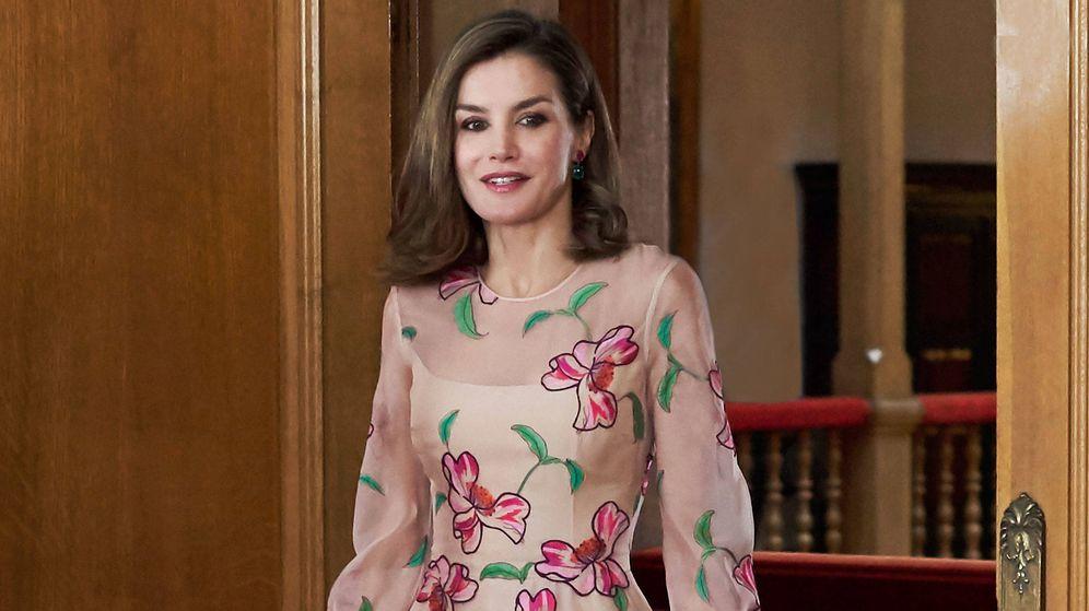 Foto: Doña Letizia en una imagen de archivo. (Getty Images)