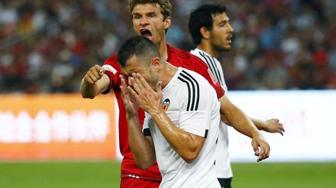Un Bayern de Múnich más rodado supera sin piedad al Valencia