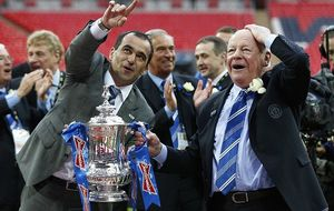 'Bob' Martínez emigró a Inglaterra hace dos décadas para hacerse 'Sir'