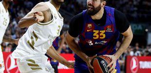 Post de Los cánticos a Mirotic y la nueva derrota del Barça: el Madrid le tiene tomada la medida