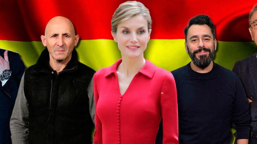 Los diseñadores españoles nos cuentan lo que ocurrió en su cita con Letizia