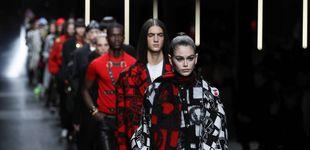 Post de Versace pone en práctica en Milán su estrategia de autoafirmación