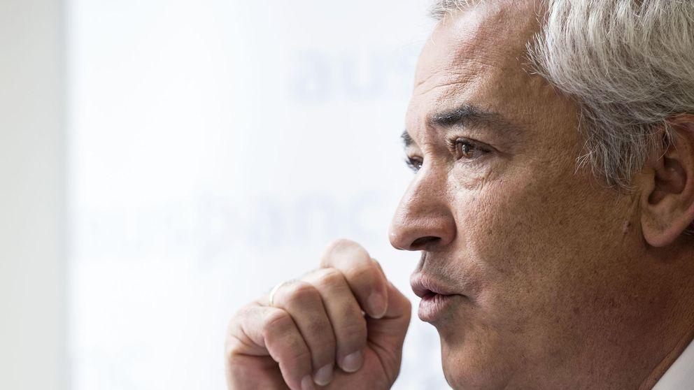 La última bala de Pineda: recurrió contra el presidente de BBVA el día de su detención