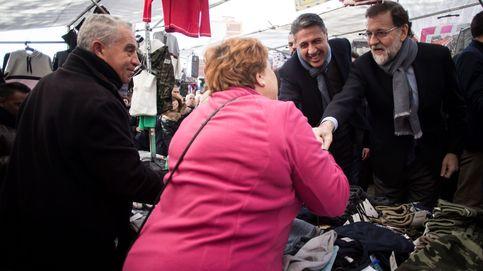 Rajoy ve en el PP la única garantía de que Cataluña siga siendo España y Europa
