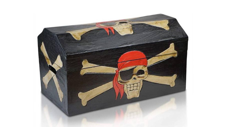 Caja de madera hecha a mano Brynnberg