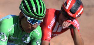Post de La escabechina en una etapa llana que reengancha a Nairo Quintana a la Vuelta