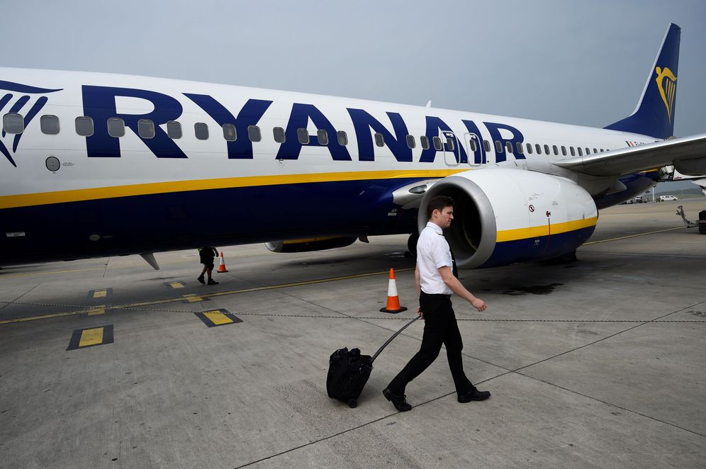 Foto: Sepla prepara acciones legales contra la aerolínea capitaneada por Michael O'Leary. (Reuters)