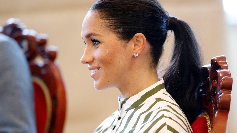 El peinado de la duquesa. (Getty)