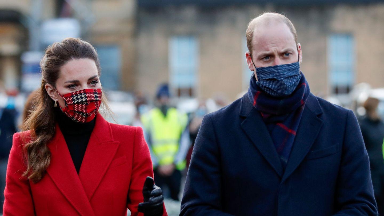 Los duques de Cambridge, durante el Royal Tour. (Reuters)