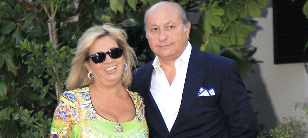La 'boda en directo' de la hija de María Teresa Campos