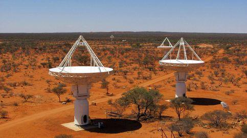 Los 'círculos de radio extraños' con galaxias adyacentes que intrigan a los astrónomos