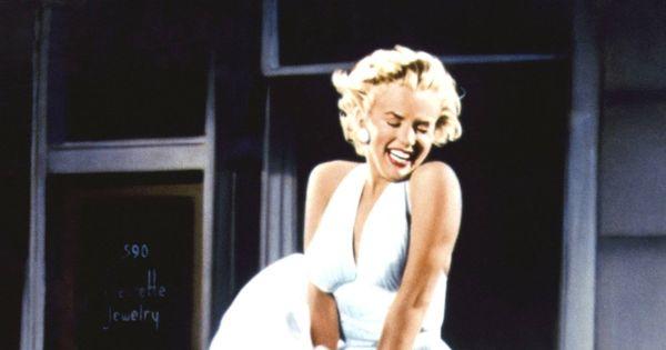 Marilyn Monroe Y La Historia Del Vestido Veraniego Mas Famoso De Todos