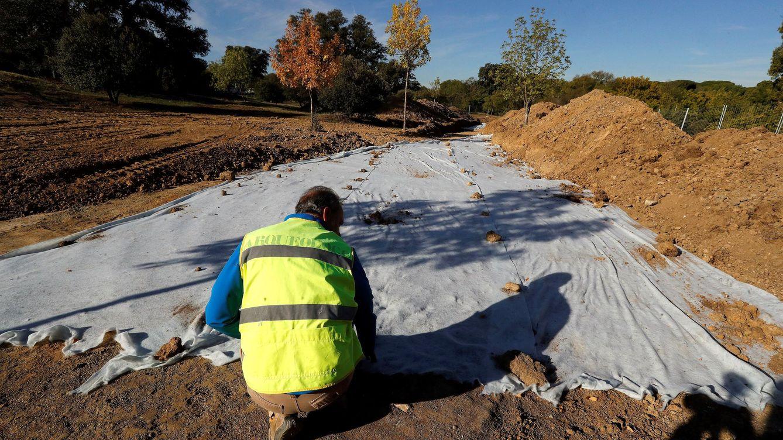 Encontrados restos romanos en la Casa de Campo de Madrid