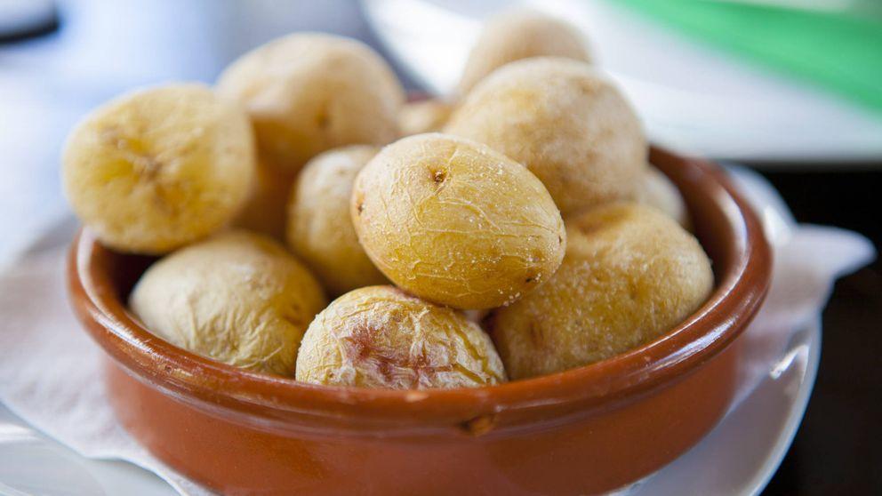 Las formas más sanas y que menos engordan de cocinar las patatas