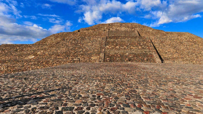 La pirámide de la serpiente emplumada (Foto: INAH, México)