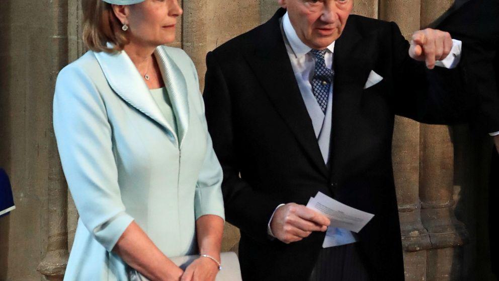 Carole Middleton, el día que lloró por el futuro de su hija Kate