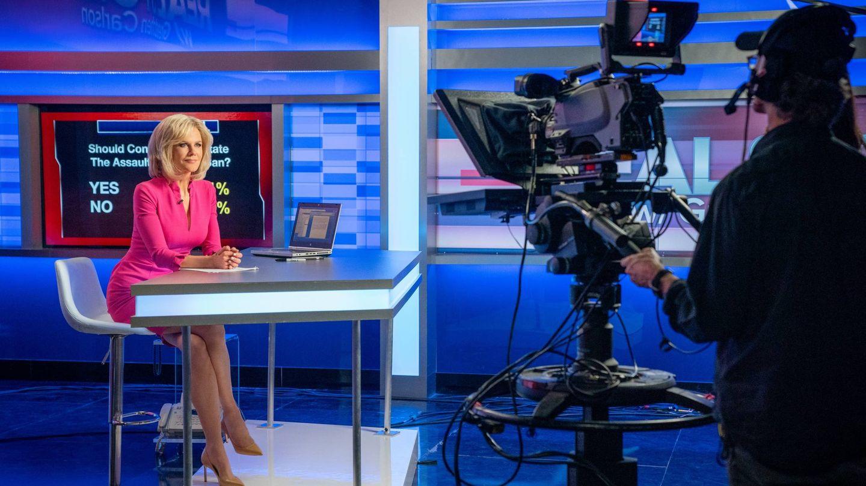 Nicole Kidman es Gretchen Carlson en 'El escándalo'. (EOne)