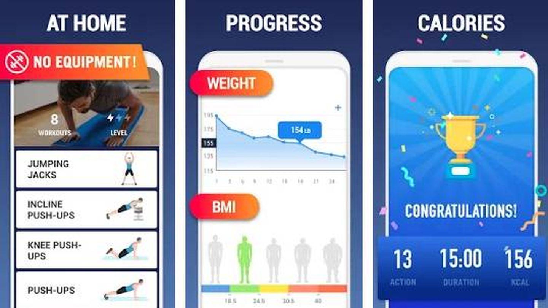 Cardio and HIIT Workout. (Cortesía)