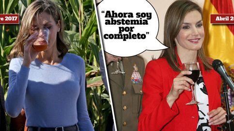 Doña Letizia o el misterio de la reina abstemia que bebe sidra