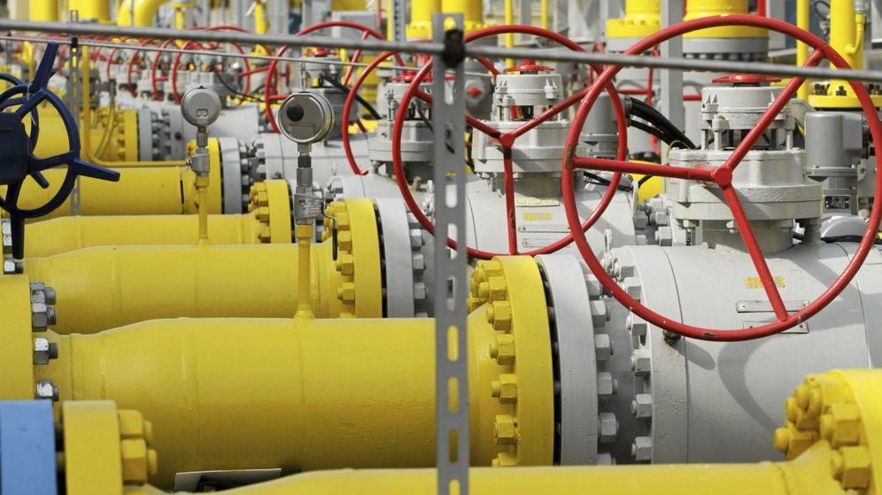 Foto: Foto de archivo de infraestructuras gasistas. (Reuters)