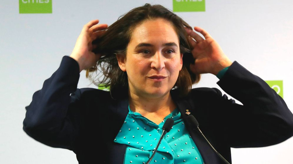 Foto: La alcaldesa de Barcelona, Ada Colau. (Reuters)
