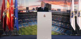 Post de El porqué de las pullas entre Cristiano Ronaldo y Florentino Pérez