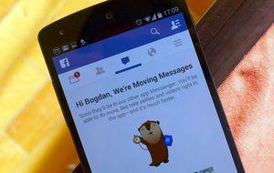 Los usuarios vapulean la aplicación de mensajería de Facebook
