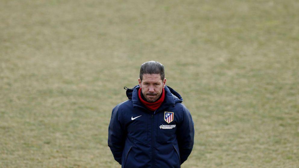 El Atlético diseña un 'megacontrato' para atar a Simeone hasta 2022