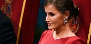 Post de La reina Letizia y los cuatro rubíes que han acaparado los flashes en los Princesa de Asturias