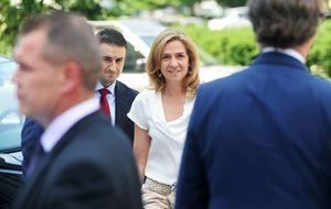 Cristina tensa las relaciones entre la prensa y sus escoltas