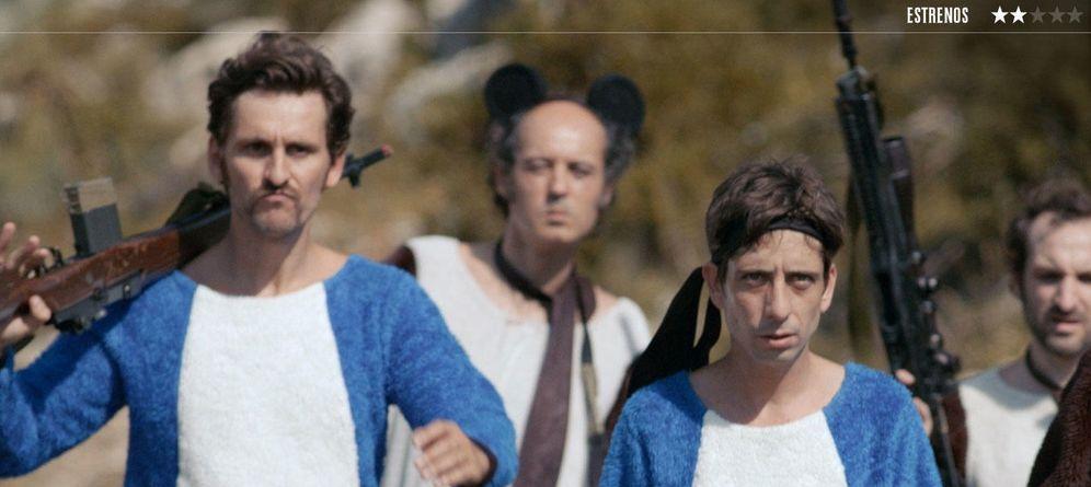 Foto: Fotograma del filme de Lacuesta