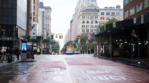¿Y si los autobuses echan  los coches de Gran Vía y Castellana? En EEUU lo hacen y funciona