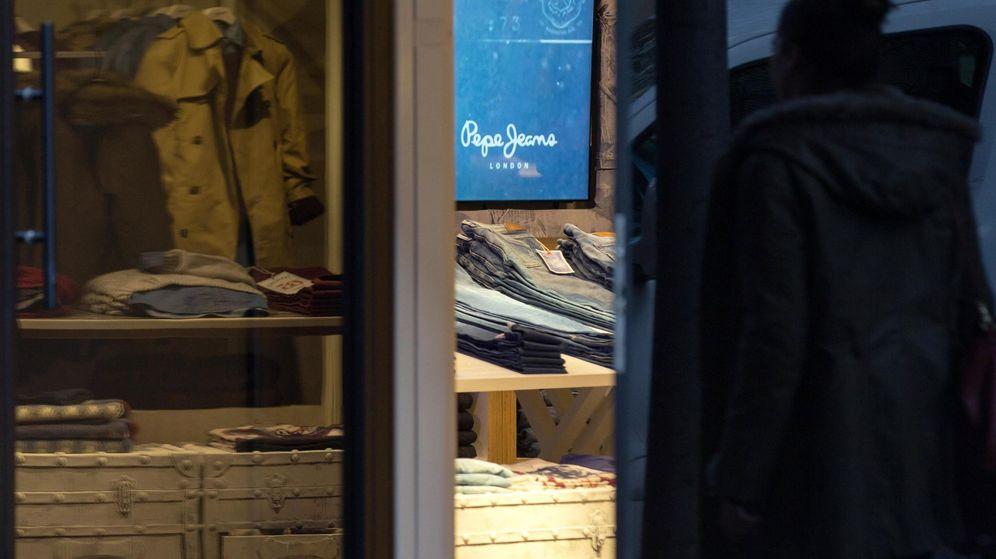 Foto: Una tienda de Pepe Jeans en Madrid, en una imagen de archivo. (EFE)