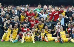 El Atlético quiere implantar para siempre la Liga de tres en España