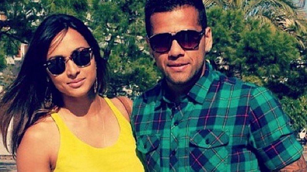 Dani Alves y Thaíssa Carvalho rompen entre rumores de infidelidad