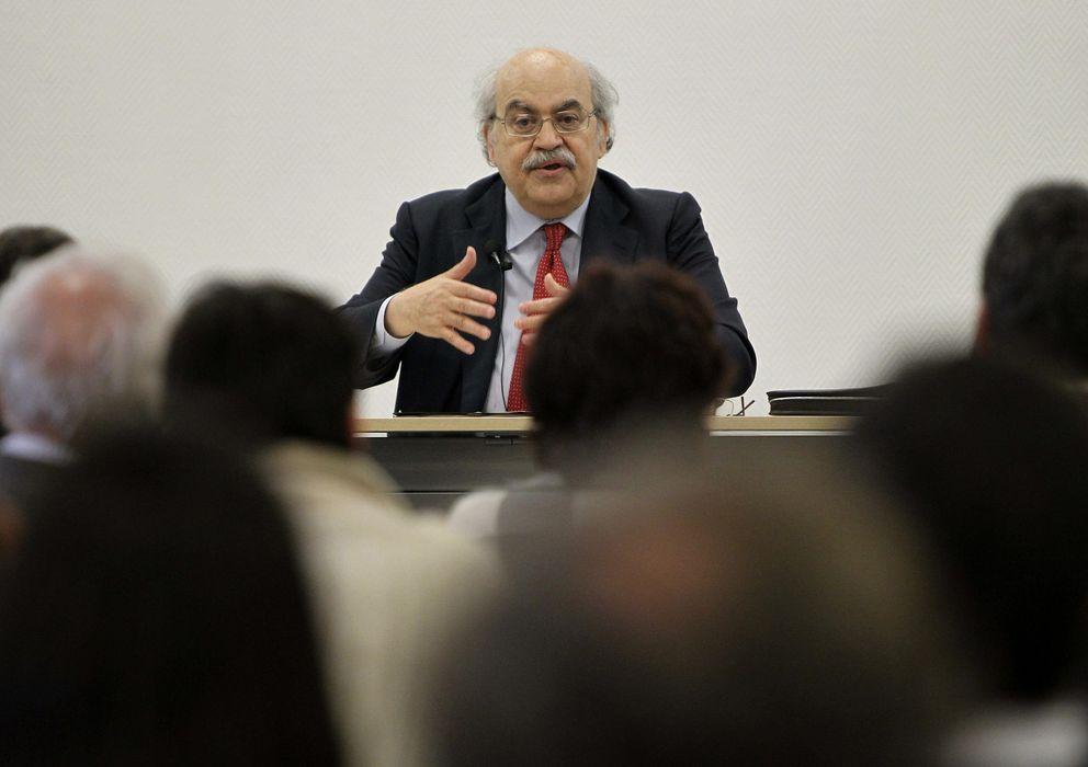 Foto: El 'conseller' de Economía del Gobierno de Cataluña, Andreu Mas-Colell (EFE)
