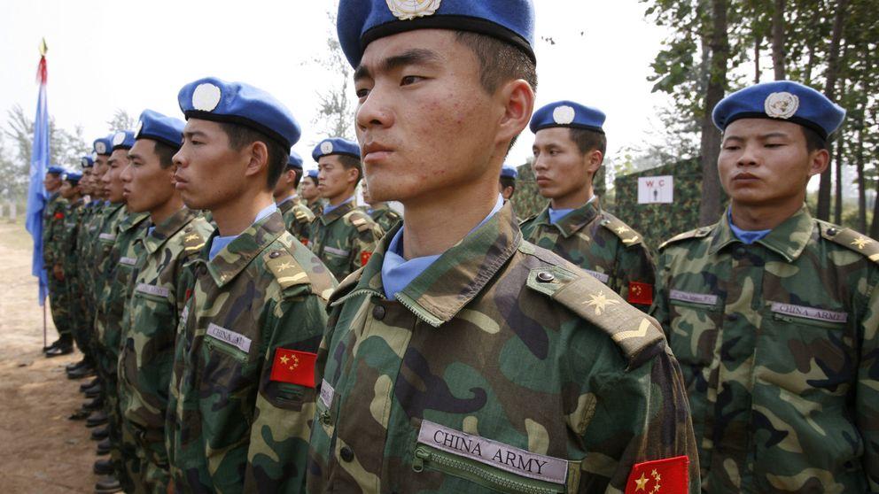 China quiere el liderazgo de los Cascos Azules de la ONU